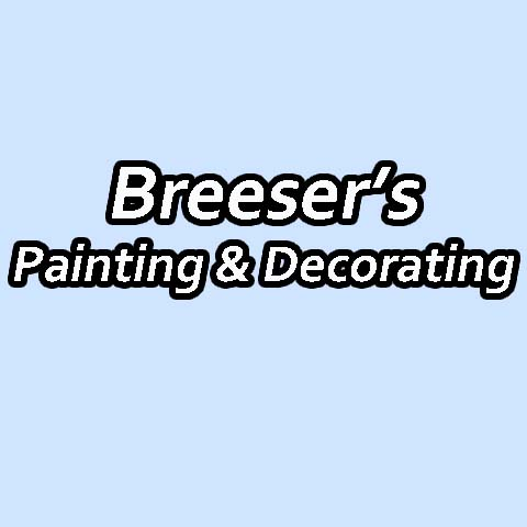 Breeser's Painting & Decorating - Painting - West Chicago, IL - Logo